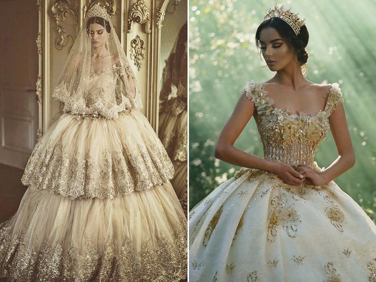 23 Timeless Regal Wedding Dresses Fit for Queens and Princesses!