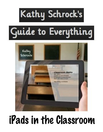 Tons and tons of iPad resources, apps, ideas, and more!