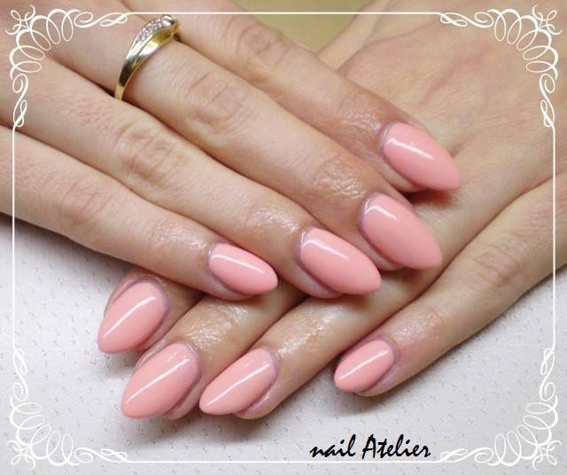Semilac 055 Peach Milk