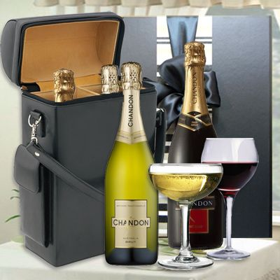 Champagne Duo Gift Pack | Gift Delivery in Melbourne, Sydney & Australia