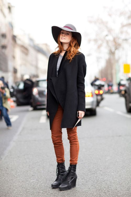 Stephanie LaCava - street style Paris