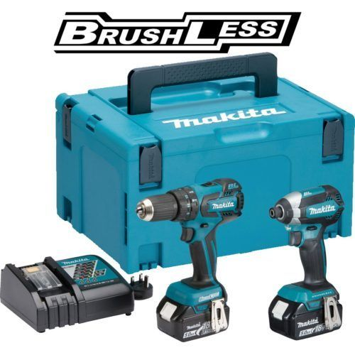 MAKITA DLX2173TJ 18V BRUSHLESS 2 PIECE KIT (5AH), 500x500, power tools, power tools uk, power tool store, cheapest place for power tools