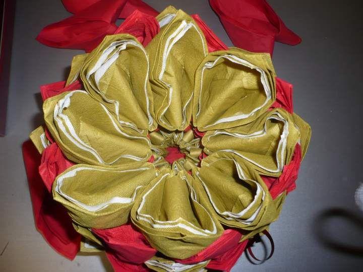 distributeur de serviettes forme d ananas 007