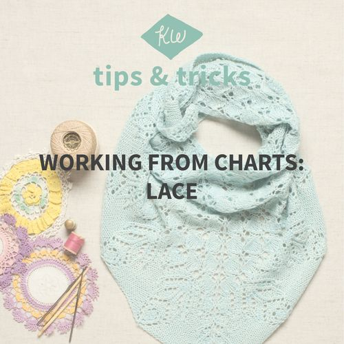 Working from Charts: Lace