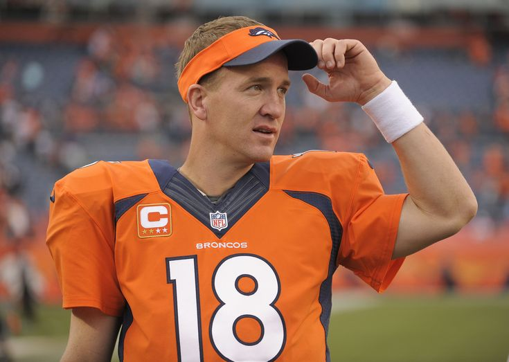 Peyton Williams Manning (born March 24, 1976) is a retired quarterback who played 18 seasons in the NFL. A five-time league MVP, he played for the Indianapolis Colts for 14 seasons between 1998-2011. He is a son of former NFL quarterback Archie Manning and an elder brother of New York Giants quarterback Eli Manning. Newman High School graduate.