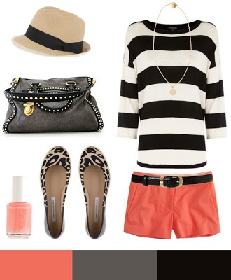 LOLO Moda: Trendy women outfits - Summer - Spring 2013