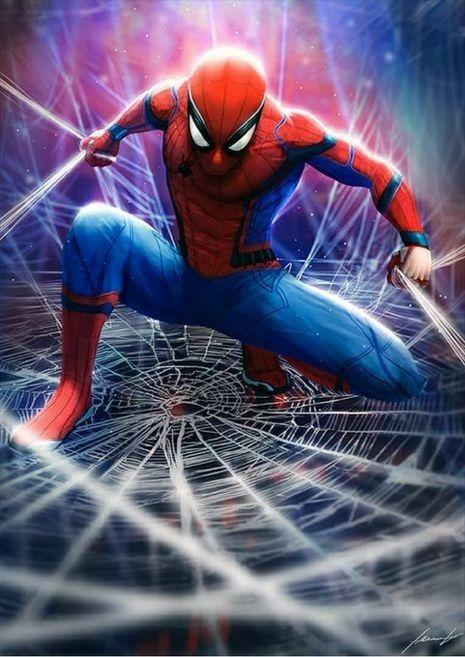 Homem Aranha!