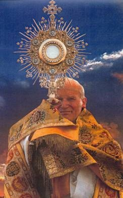 Vince in bono malum: Tantum ergo sacramentum...