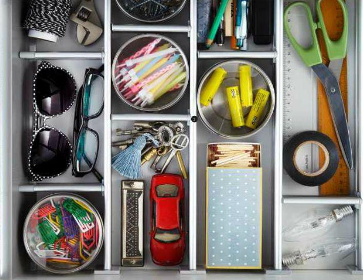 Die besten 25+ Schubladenteiler Ideen auf Pinterest Funktionelle - nolte küchen schubladeneinsatz