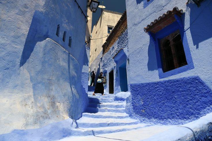 Błękitne miasto