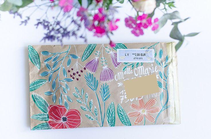 Happy Mail: le courrier de Maeva (2/2) - Tribulations de Marie