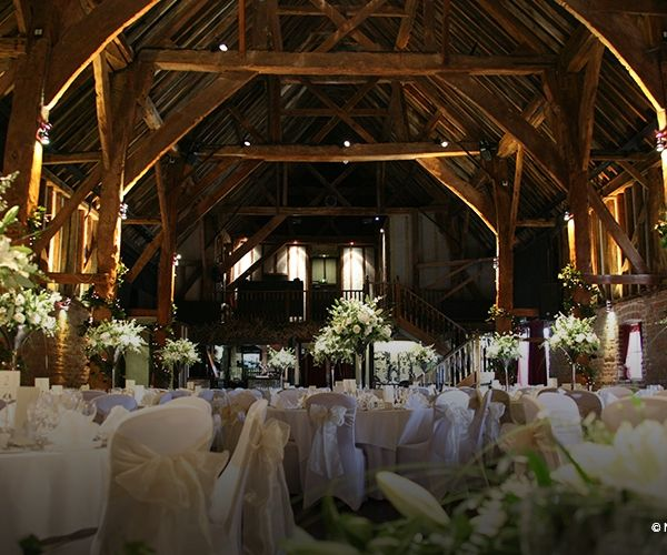Cooling Castle Barn Kent Cant Decide Whether You Want A Or Wedding Venue Well At Can Have Both