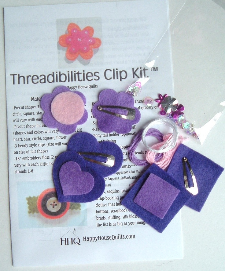 Craft Kits Etsy