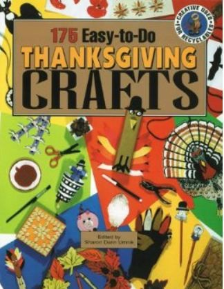 Thanksgiving Crafts for Toddlers - CraftyMates