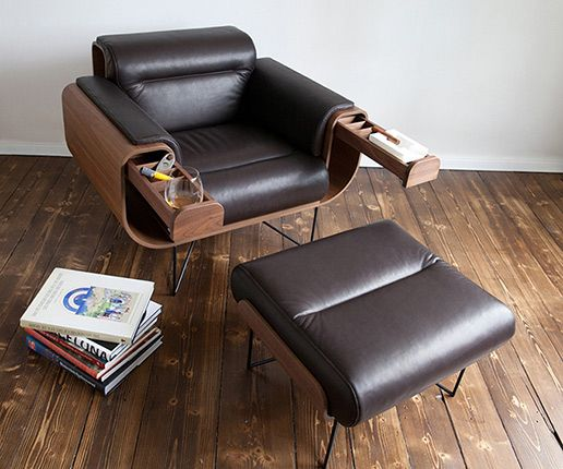 This Chair Was Made Specifically for Cigar