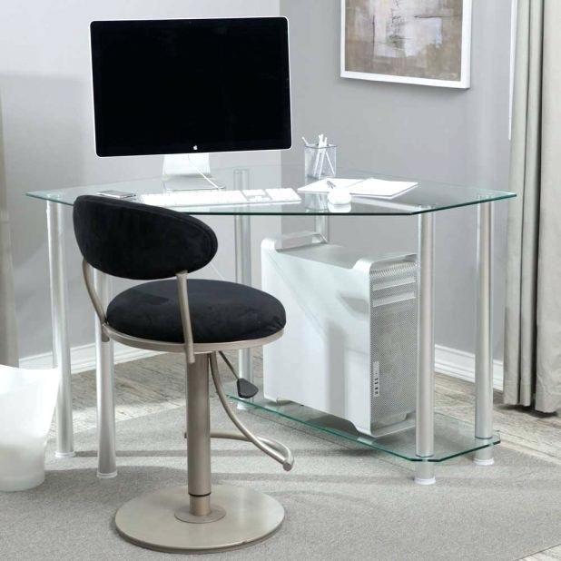 Clear Office Desk Furniture Acrylic Office Desks Excellent Acrylic