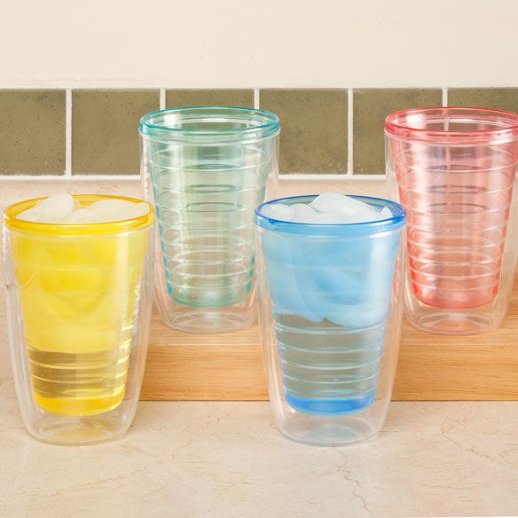 Insulated Tumblers Set Of 4 - Zoom