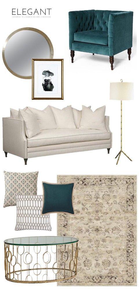 Living Room Design Ideas: One Piece, Two Looks - lark&linen