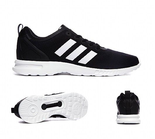 Affordable Prices Adidas ZX Flux Womens Black Sale Trainer07
