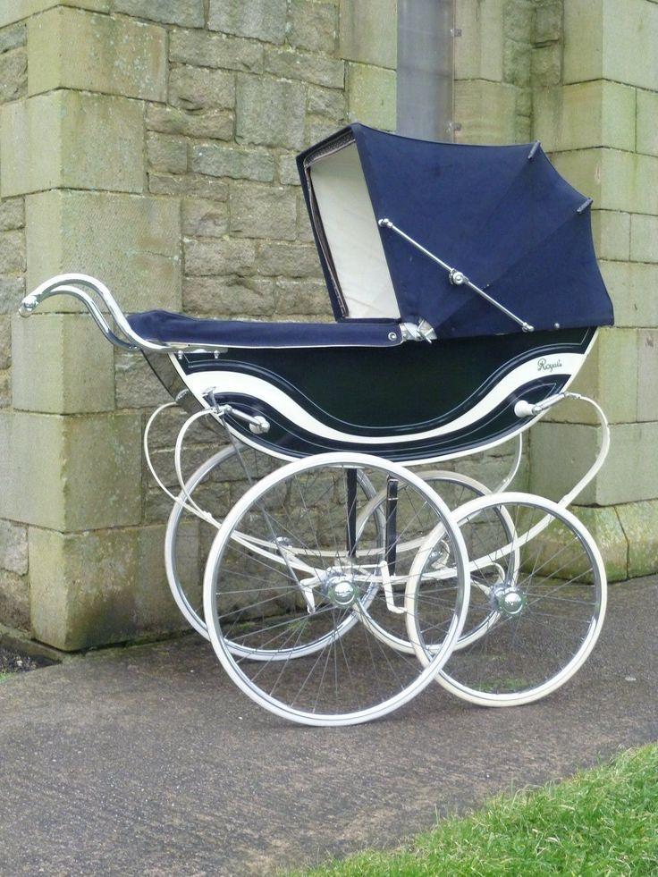 Vintage Coachbuilt Royale Baby Pram in Baby, Pushchairs, Prams & Accs., Pushchairs & Prams | eBay