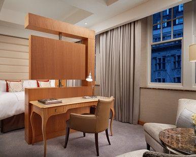 Conrad London St. James Hotel, GB - King Junior Suite
