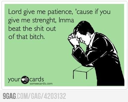Lord hear my prayer... or...
