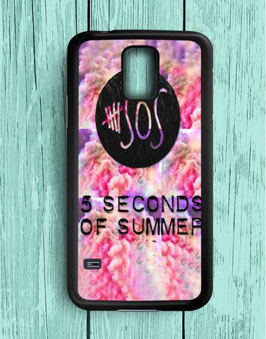 5 Second Of Summer Logo Inspired Samsung Galaxy S5 | Samsung S5 Case