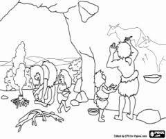 Resultat d'imatges de la prehistoria para niños