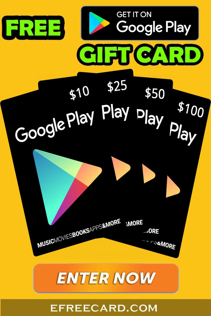How To Get Redeem Code For Google Playstore 2020 In 2020 Google Play Gift Card Gift Card Promotions Free Gift Cards Online