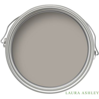 Laura Ashley Pale French Grey - Matt Emulsion Paint - 2.5L at Homebase -- Be inspired and make your house a home. Buy now.