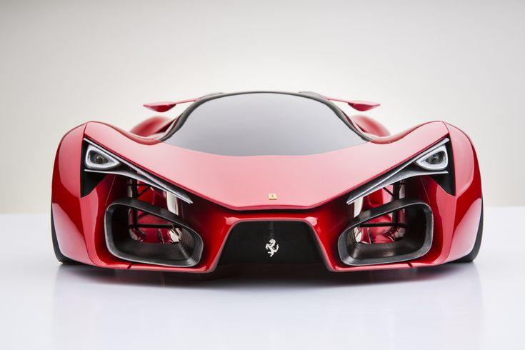Voici un magnifique concept car baptisé Ferrari F80, par Adriano Raeli. Une très belle voiture qu'on aimerait croiser sur nos routes :)