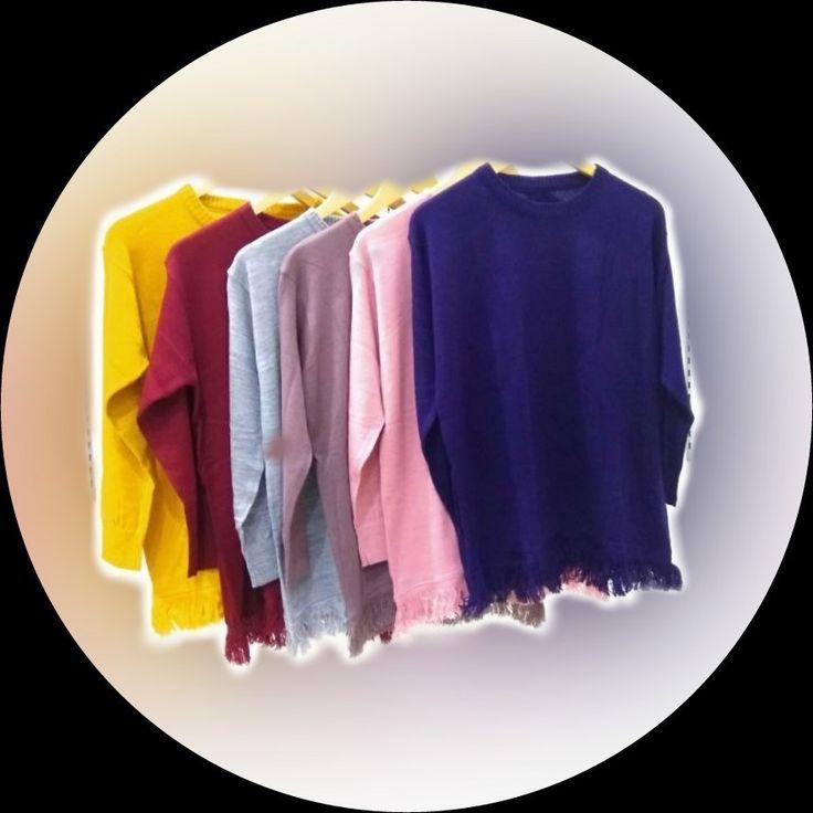 Rp. 85.000-  Grosir Rajut Rawis - @hitanitya collection  harga : Rp 85k  Warna : #Dusty#yellow#grey#maroon#navy  Bahan : #rajut  Ukuran #rajutanAllSize #RealPict  Order/Tanya Grosir Rajut Rawis Depok :  WA : 0818-38-2027  FORMAT ORDER Grosir Rajutan Depok :  Nama - Alamat - No hp - Order  #homemade #rajutan #rajutrawis #rawis #jualrajut #jualrajutmodis #rajutonline #rajutmurah #rajutfashion #olshop #rajutbandung #rajutanjakarta #grosirrajutdepok #tokorajutbogor #knitted #indonesia…