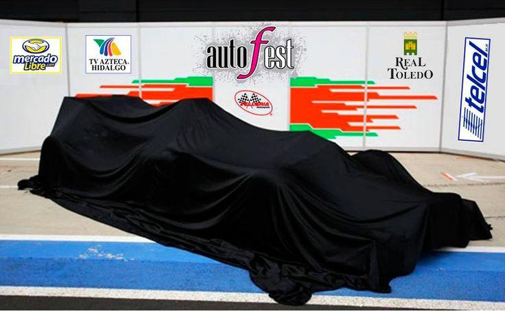 Te invitamos a descubrir nuestro coche fórmula scuderia #Autofest