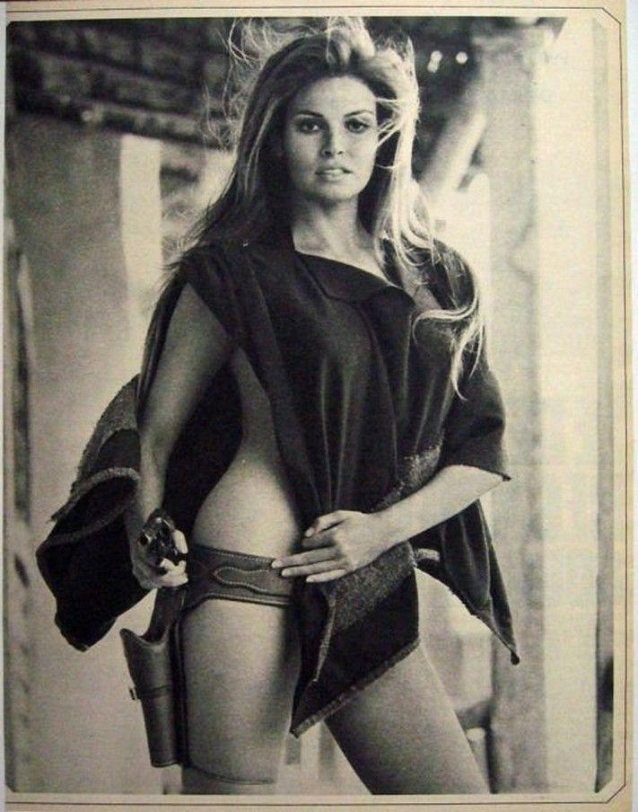 Girls & Guns Raquel Welch