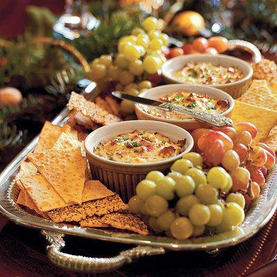 Blue Cheese-Bacon Dip Appetizer Recipes