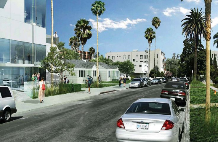 Onni's 429-unit apartment complex for Vine Street in Hollywood revealed - Curbed LAclockmenumore-arrow : New renderings give a peek at what the building would look like