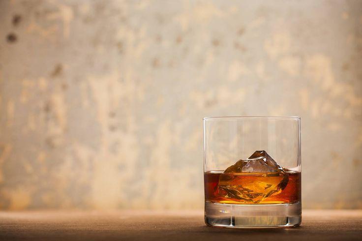 Combien de calories dans un whisky on the rocks