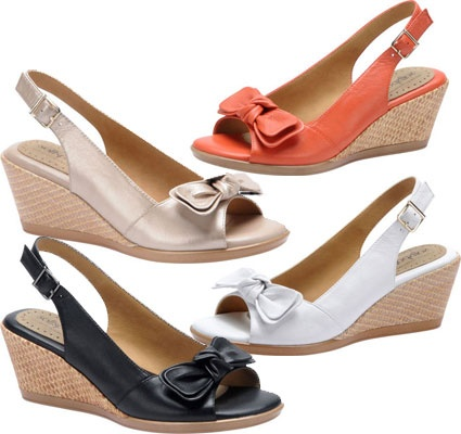 Softspots Lebeau Slingbacks add style to any outfit! Slingback SandalWedge  ...