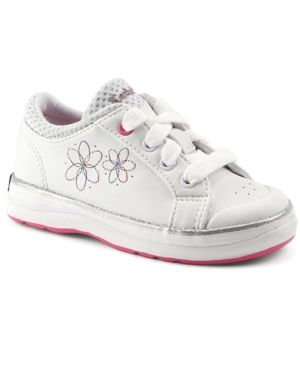 Keds Kids Shoes, Girls and Little Girls Charlotte Sneakers - White 11.5W