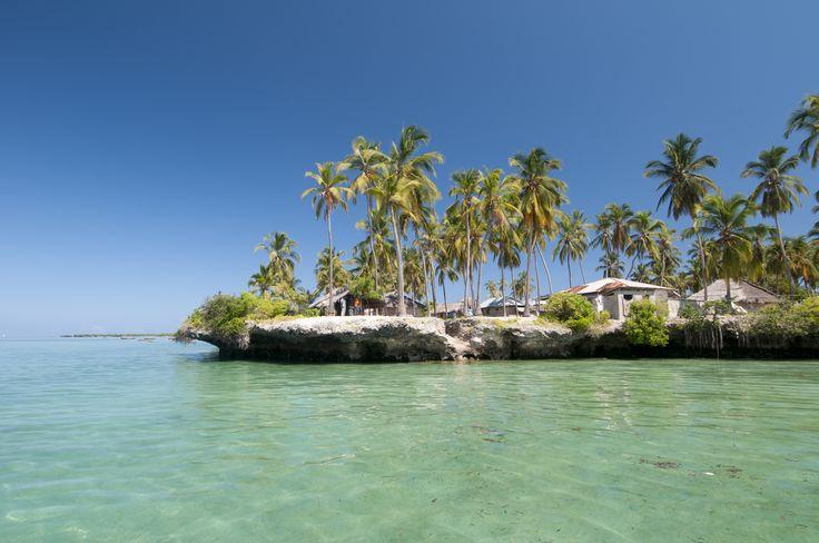 Beautiful Jibondo Island