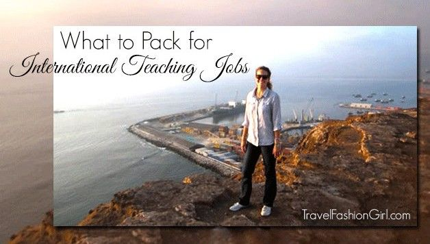 what-to-pack-for-international-teaching-jobs