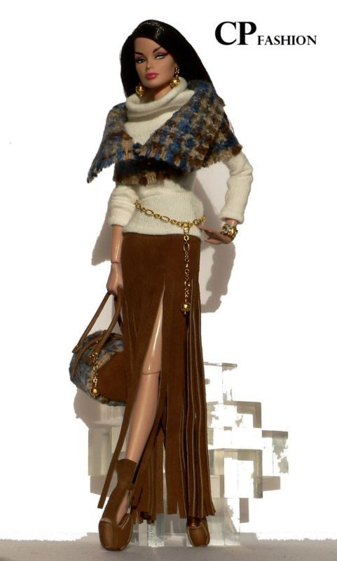 CP ITALIAN STYLE handmade outfit for FASHION ROYALTY - Dorena Kearney