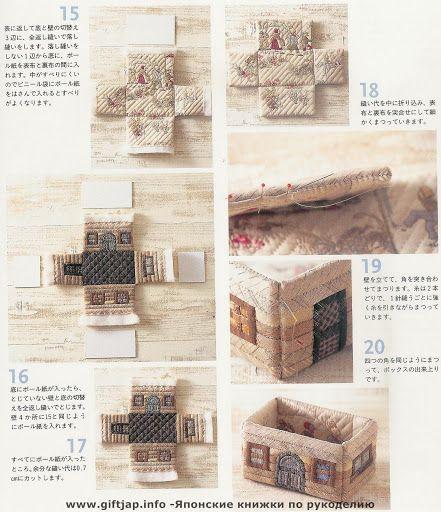 Patchwork Lessons 2 Yoko Saito - yalon84 - Álbumes web de Picasa