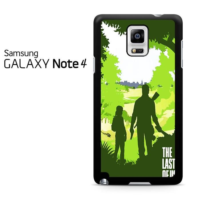 The Last Of Us Samsung Galaxy Note 4 Case