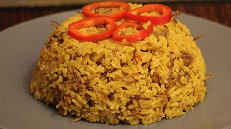 Colombia--South America Rice to use as side dish