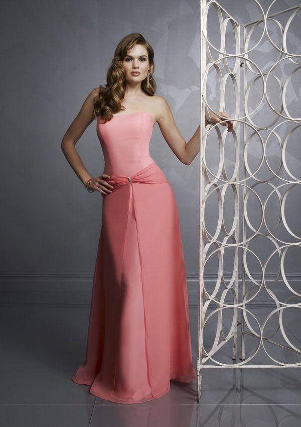 211 best Vestidos de madrina images on Pinterest | Godmother dress ...