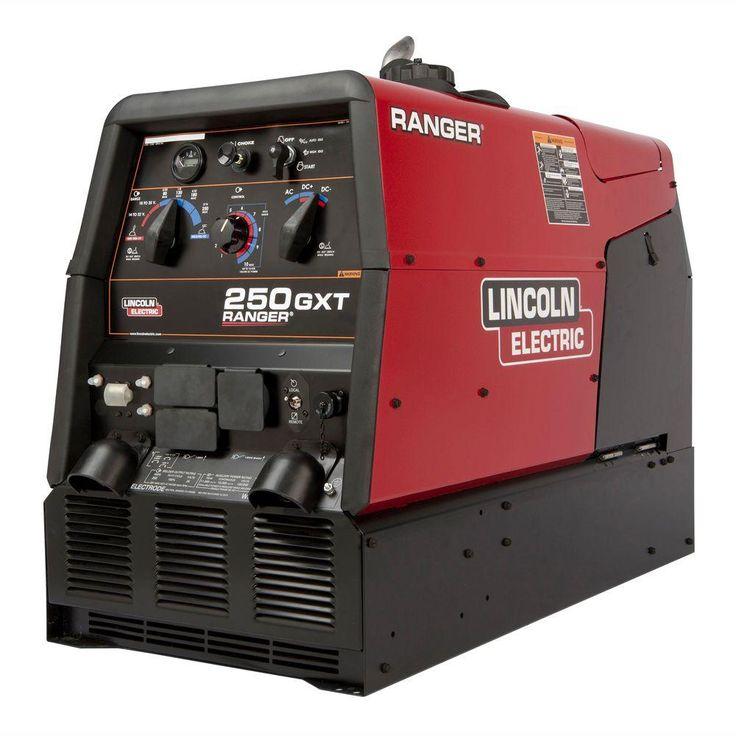 Lincoln Electric Ranger 250 GXT Engine Driven Stick Welder/Generator-K2382-4 - The Home Depot