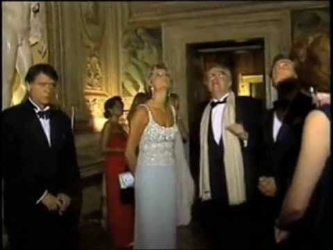 Princess Diana in Rome, Italy 1996  With the exception of the first clip and 2nd photo, (which shows Diana at Harrods for a charity dinner fundraiser for the Harefield Heart Unit at Harrods in London on February 1, 1996) this video shows clips of Diana on June 19, 1996 with her sister Lady Sara.