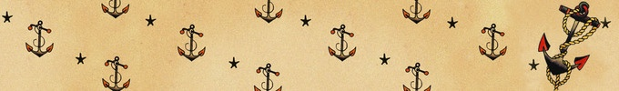 Old School Tattoo Anchor Sailor Jerry