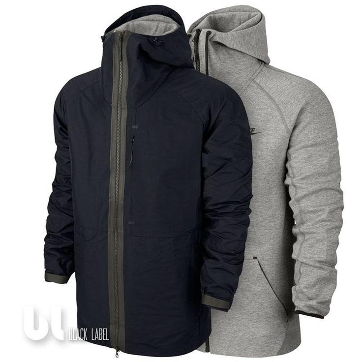 Nike 2in1 Tech Fleece Jacke Windrunner Herren Winter Jacke Parka Kapuzenjacke M in Kleidung & Accessoires, Herrenmode, Jacken & Mäntel | eBay!